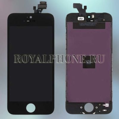Display-LCD-for-iPhone-5G-Black
