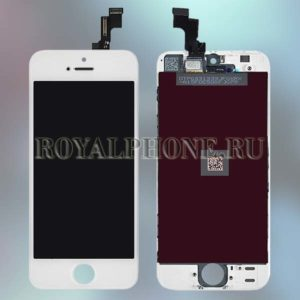 Display-LCD-for-iPhone-5S-White